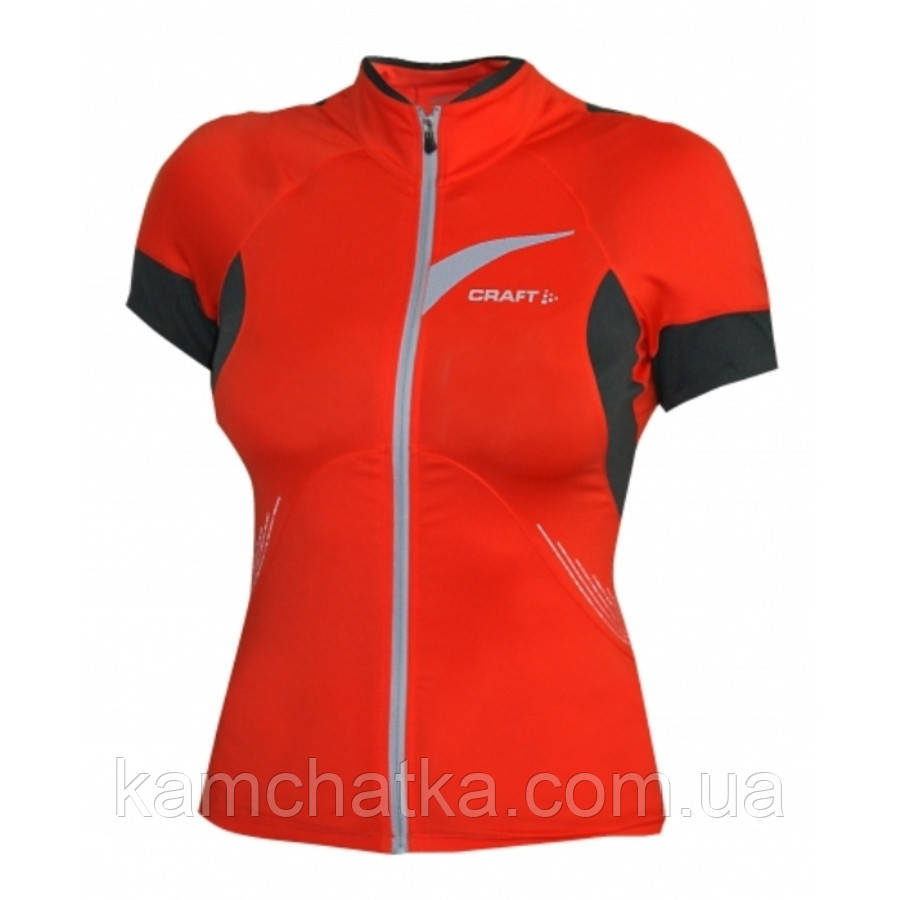 Велофутболка джерси Craft Women's Elite Bike Jersey