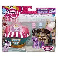Игровой набор Hasbro Фургон мороженого Твайлайт Спаркл Twilight Sparkle My Little Pony Май литл пони
