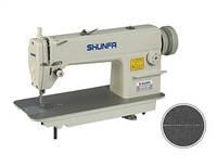 Прямострочная швейная машина  SHUNFA SF 818U