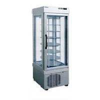 Шкаф кондитерский холодильный Tekna 4401 P Bronzo
