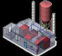 Твердотопливные модульные и стационарные котельные ENERGUS от 100 кВт до 10000 кВт.