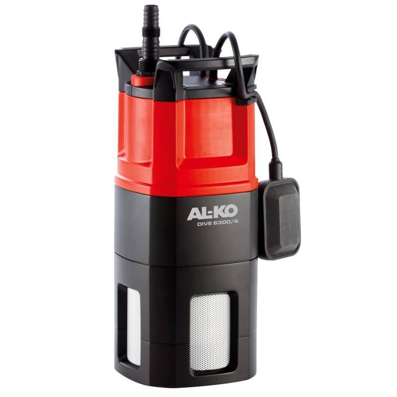 Погружной насос высокого давления Dive 6300/4 Premium 1000 Вт