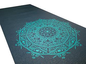 Коврик для йоги Лила Мандала