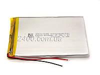 Аккумулятор 4100мАч 506193 мм 3,7в универсальный для планшета, електронных книг 4100mAh 3.7v