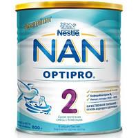 Молочная смесь «Нан 2» 800г.