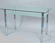 Стол кухонный стеклянный КС-1