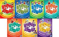 Навчальний курс для учнів 1-6 класів з ангійської мови Super minds