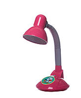ЛАМПА НАСТОЛЬНАЯ ДЕТСКАЯ (розовая, зелёная, синяя) 2002, фото 1