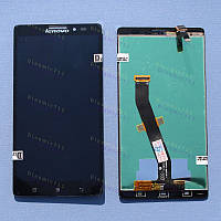Оригинальный ЛСД экран и Тачскрин сенсор Lenovo Vibe Z K910 модуль