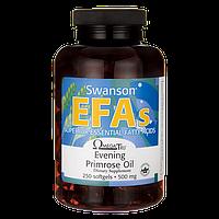 Evening Primrose (OmegaTru)  Масло примулы вечерней 500 мг 250 капс