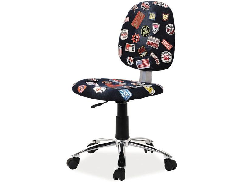 Детское компьютерное кресло Zap 1 (Signal)