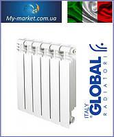 Радиатор алюминиевый Global 500/100