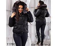 Куртка с мехом - 11780