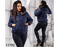 Куртка с мехом - 11782