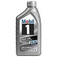 Масло моторное MOBIL 5W-50 1лит