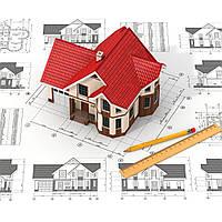 Архитектурно-строительный проект дома