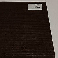 Готовые рулонные шторы темно коричневые