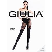 "Капроновые колготки ""Giulia"" с имитацией чулка PARI 60(20)"