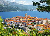 Пазлы Хорватия, 3000 элементов Castorland C-300266