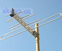 Внешняя антенна для эфирного и цифрового телевидения стандарта DVB-T2 ZIG-1