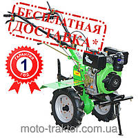 Мотоблок Кентавр МБ 2061Д-3 (6л.с., дизель, Электростартер)