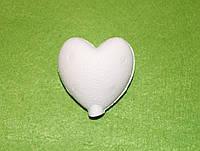 Сердечко из пенопласта 6 см 1500-25, фото 1
