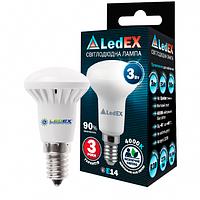 Светодиодная лампа LEDEX 3W E14 4000К