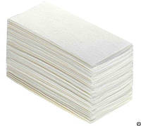 Бумажные полотенца Z белые 150шт/уп