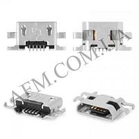 Конектор Fly iQ270/  iQ441/  iQ4412/  iQ442Q/  iQ446/  iQ4491/  iQ453