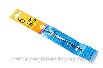 Крючок Pony | 12 см | 0.75 мм | без ручки