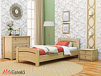 """Деревянная кровать """"Венеция"""" 900х2000 (щит)"""