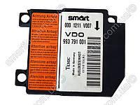 Блок управления безопастности (AIR BAG) б/у Smart Fortwo 450
