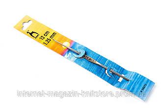 Крючок Pony 12 см/1.25 мм без ручки