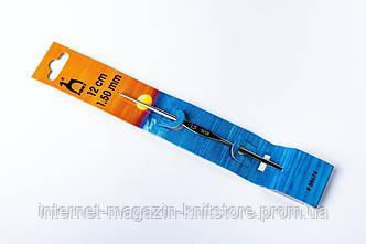 Крючок Pony 12 см/1.5 мм без ручки