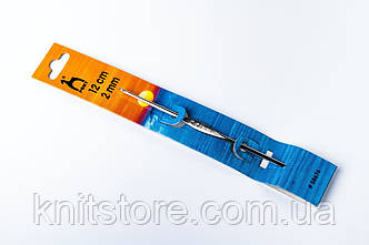 Крючок Pony | 12 см | 2 мм | без ручки