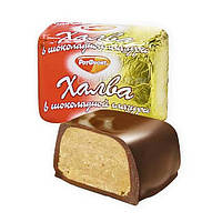 Шоколадные конфеты Халва Рот-Фронт