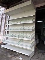Стеллаж кондитерский б/у, кондитерские стеллажи б у Италия., фото 1