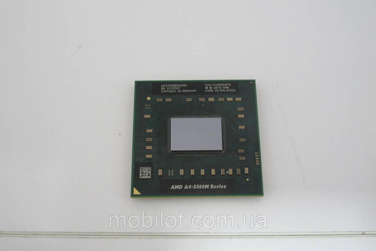 Процессор AMD A4-3300M SERIES  (NZ-336)