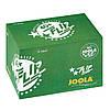 Бесшовные пластиковые мячи для настольного тенниса Joola Flip 40 + (72 шт.)