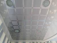 Аллюминиевые потолки типа Бафони