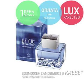 Antonio Banderas Blue Seduction Men. Eau De Toilette 100 ml / Мужская туалетная вода Бандерос Блю Седакш 100мл