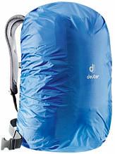 Яркий синий чехол для рюкзака  Raincover I Deuter цвет 3013 coolblue