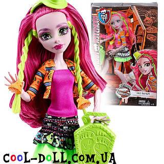 Кукла Monster High Марисоль Кокси Монстры по обмену Marisol Coxi Monster Exchange Монстер Хай