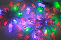"""Гирлянда """"Снежинки"""" LED 6 снежинок"""