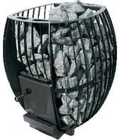 Печь для сауны Heat Печь-каменка для бань и саун HEAT Скала 20  (без выноса, покрашенный корпус)