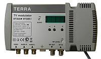 Модулятор телевизионный  Terra MT-30A (МВ-ДМВ, моно, канал-в-канал)
