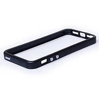 Чехол Бампер iPhone 4 черный