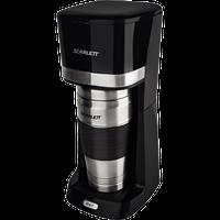 Кофеварка+термокружка!!! Scarlett 33002