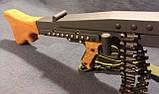 Стрічка часів першої-другої світової війни від кулемета Максим, калібр 7.62*54., фото 2