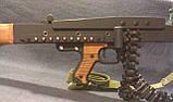 Лента времен первой-второй мировой войны от пулемета Максим, калибр 7.62*54., фото 5